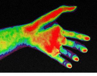 What Electromagnetic Radiation Do Humans Emit Socratic